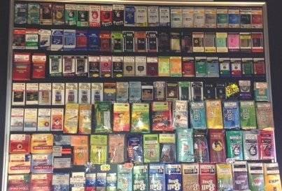 取り扱いの海外製タバコ