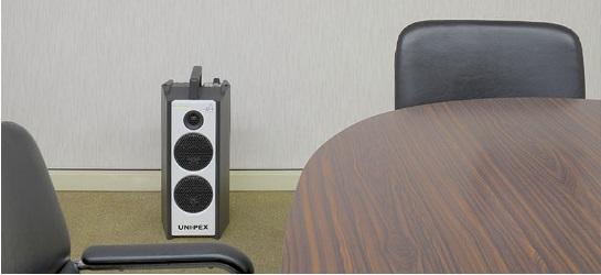 会議室のワイヤレスマイク